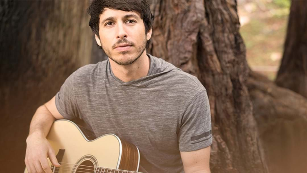 Article heading image for Aussie Star Morgan Evans Shines With New Song 'Diamonds'
