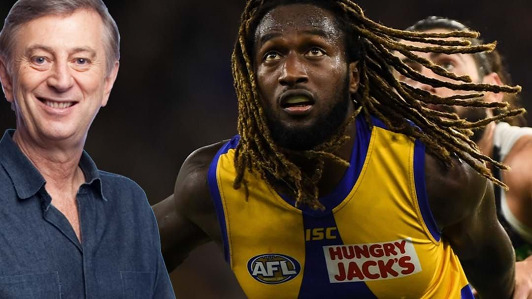 Article heading image for Cometti's Call... Nic Nat Is The Man To Carry West Coast To Glory