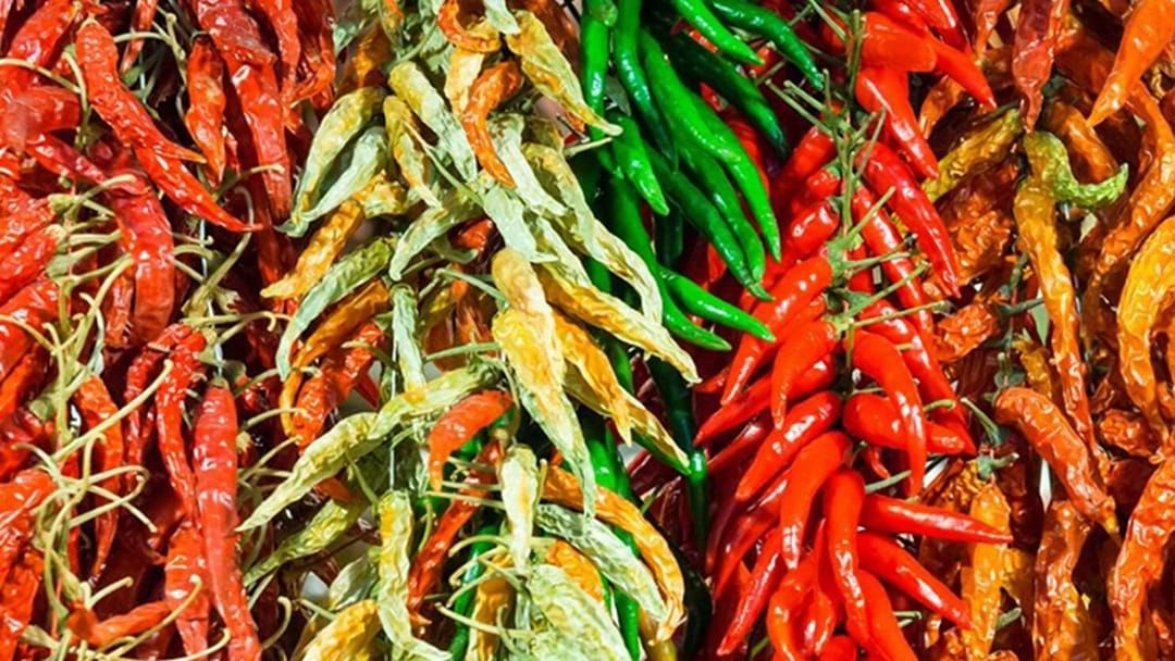 Article heading image for The Herb And Chilli Festival Returns This Weekend