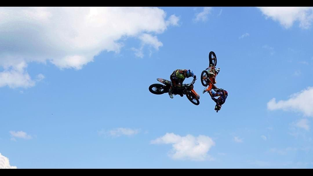 Article heading image for Nitro Circus brings flips and tricks to Kal