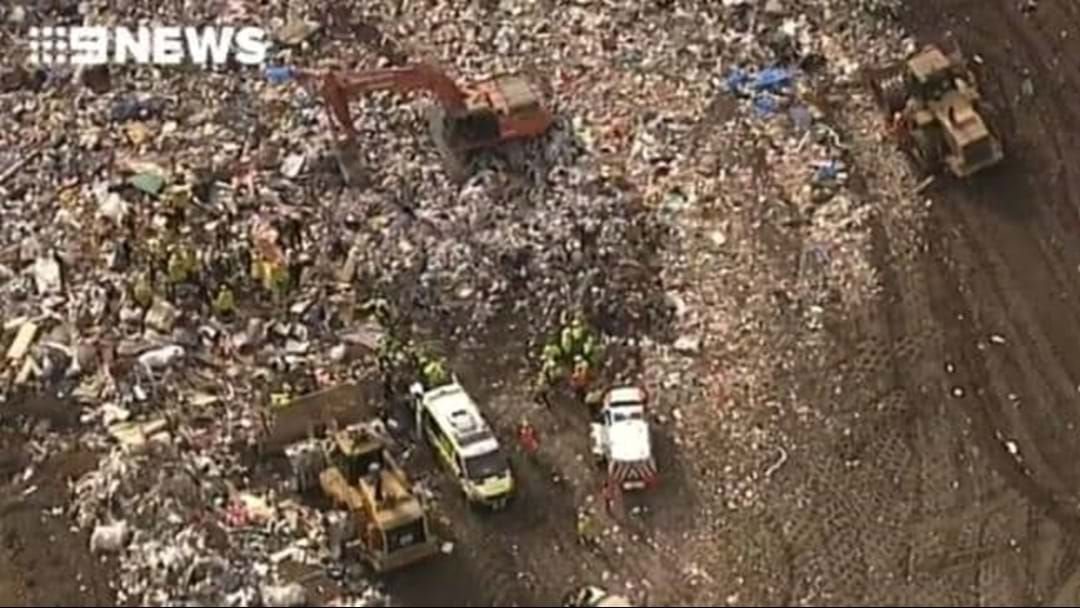 Article heading image for Worker Killed After Being Trapped Under Landfill In Sydney