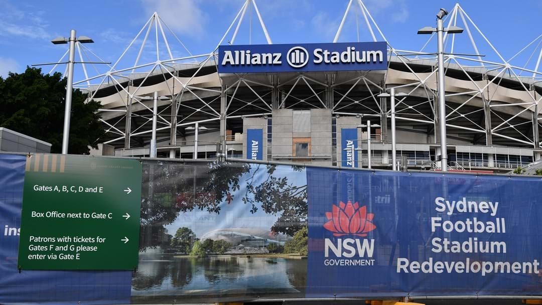 Article heading image for Local Bid To Halt Sydney Stadium Demolition Fast-Tracked