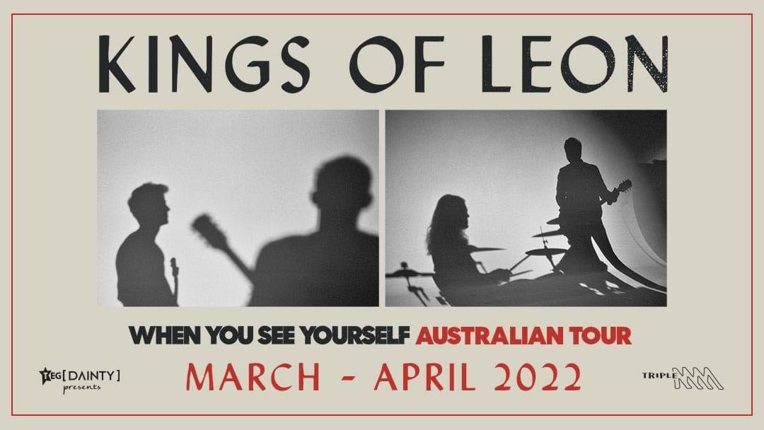 Article heading image for Triple M Presents Kings Of Leon 2022 Australian Tour