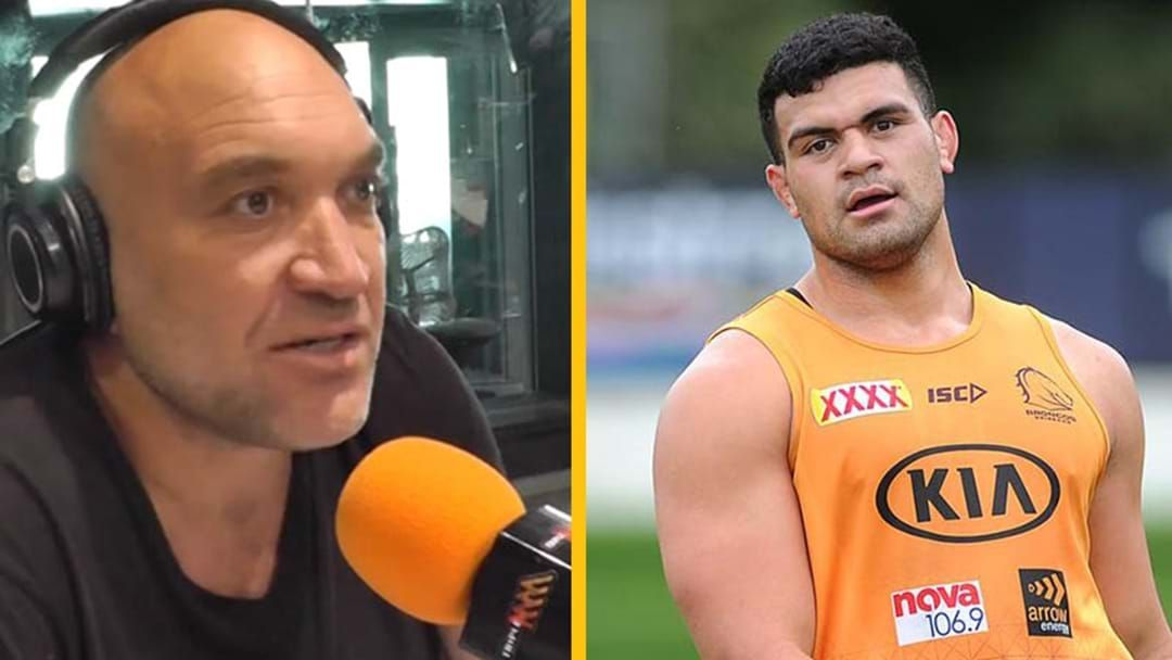 Article heading image for Gordie Tallis Reveals The Role He Played In Getting David Fifita To The Titans From The Broncos