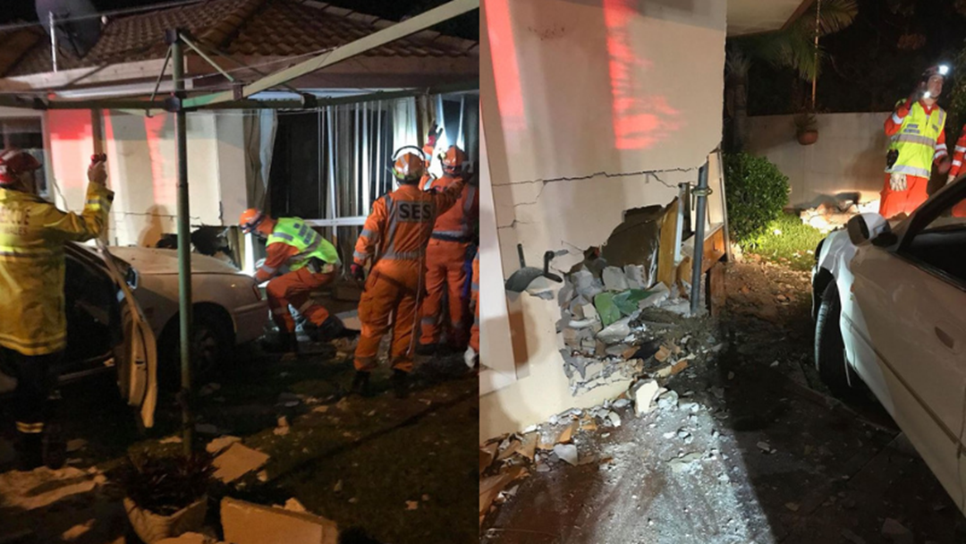 Article heading image for Car into House in Port Macquarie