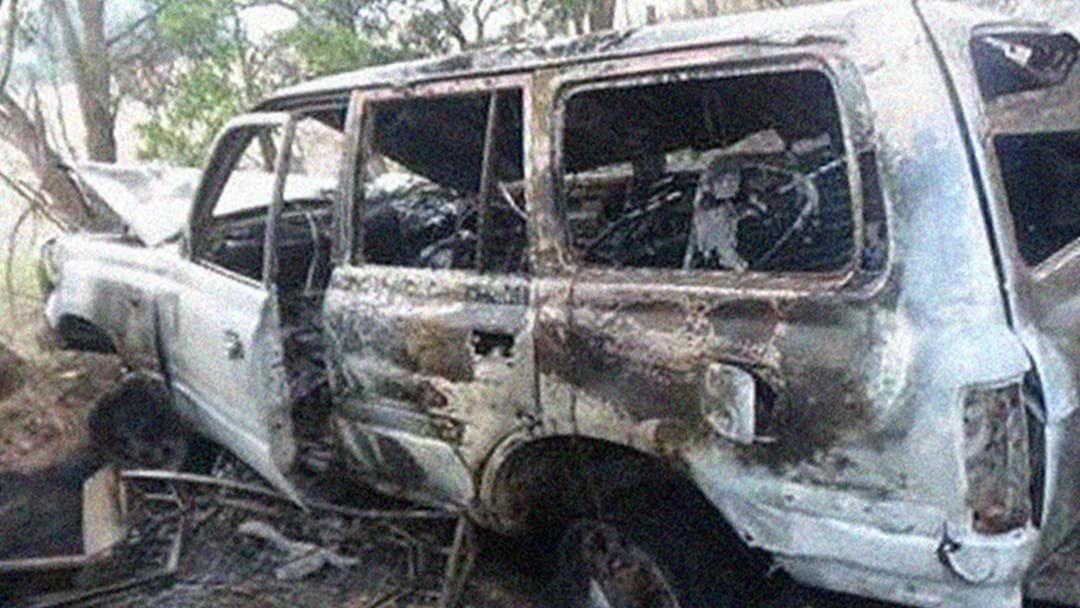 Article heading image for Dad Sentenced After Drunken Crash With Daughter That Set Car Ablaze