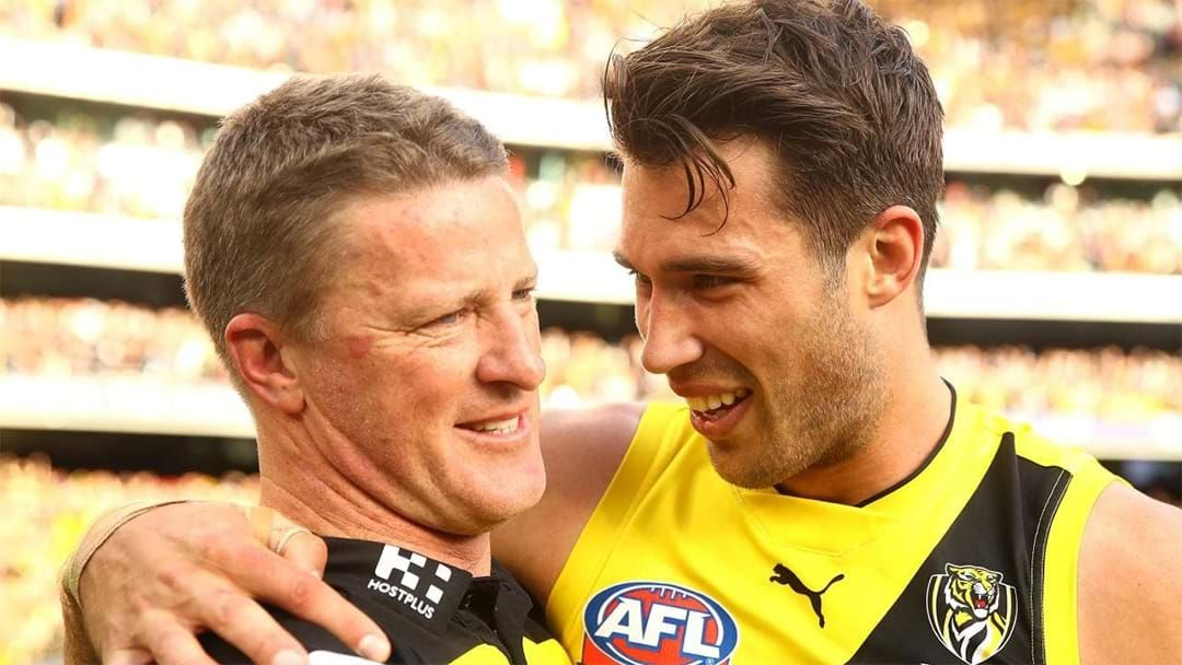 Article heading image for Damien Hardwick Addresses The Likelihood Of Alex Rance Returning To Richmond