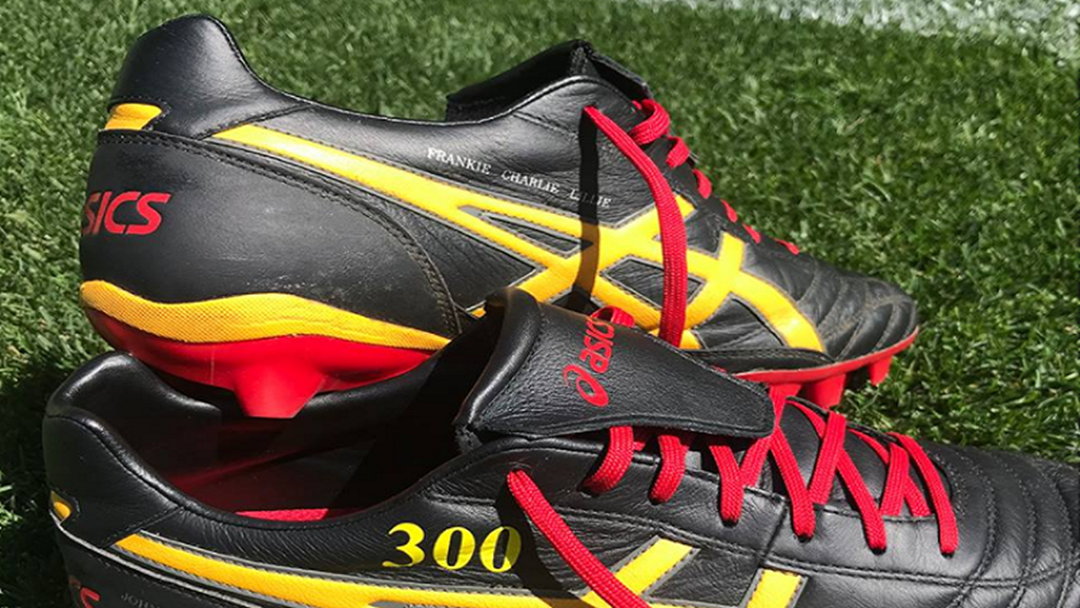 Article heading image for Monumental JT Boots Up For Auction To Support Bushfire Victims