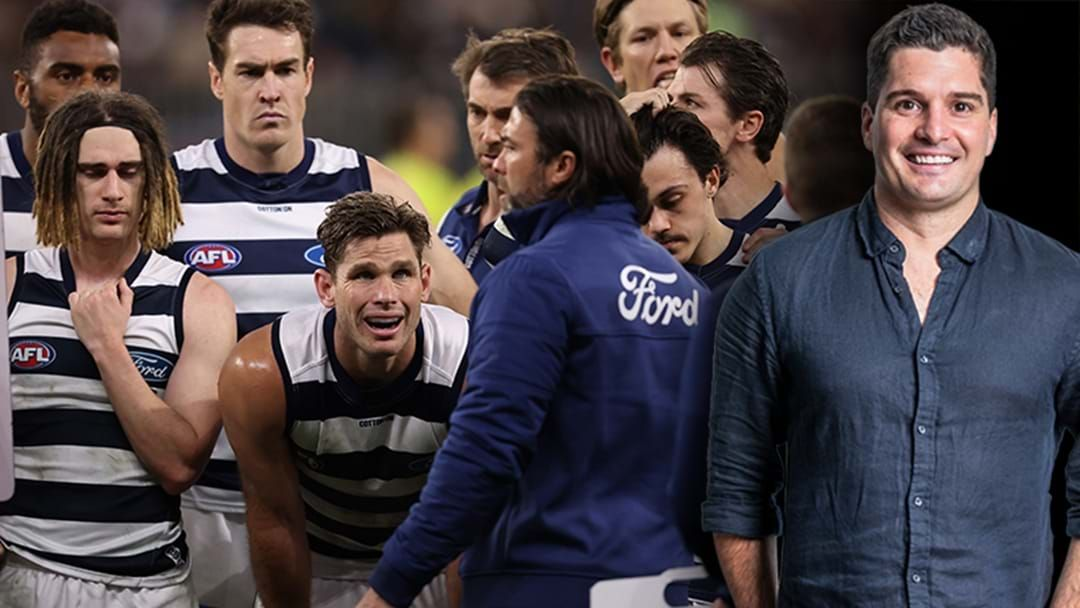 Article heading image for Joey Montagna Explains Why The Cats Should Have Another Crack At A Flag
