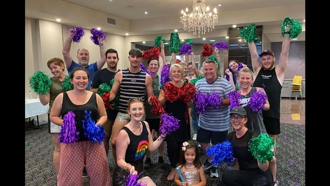 Article heading image for  Newcastle Pride Heads To Mardi Gras