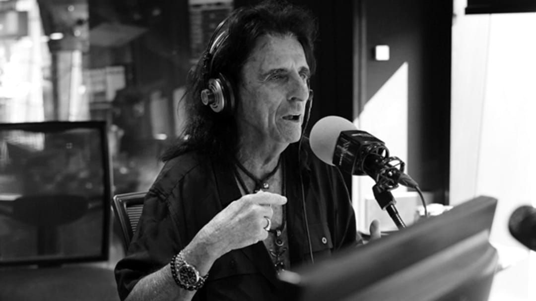 Article heading image for Alice Cooper's Hilarious Behind-The-Scenes Story Of His Famous 'Muppets' Episode