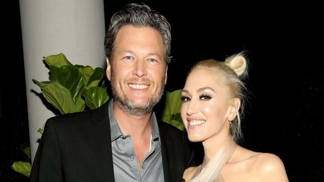 Article heading image for Blake Shelton Declares Gwen Stefani an 'Adopted Okie'