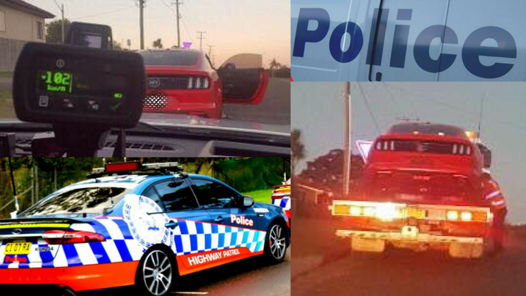 Article heading image for Plates Confiscated after 61 Year Old Man Caught Speeding in Kempsey