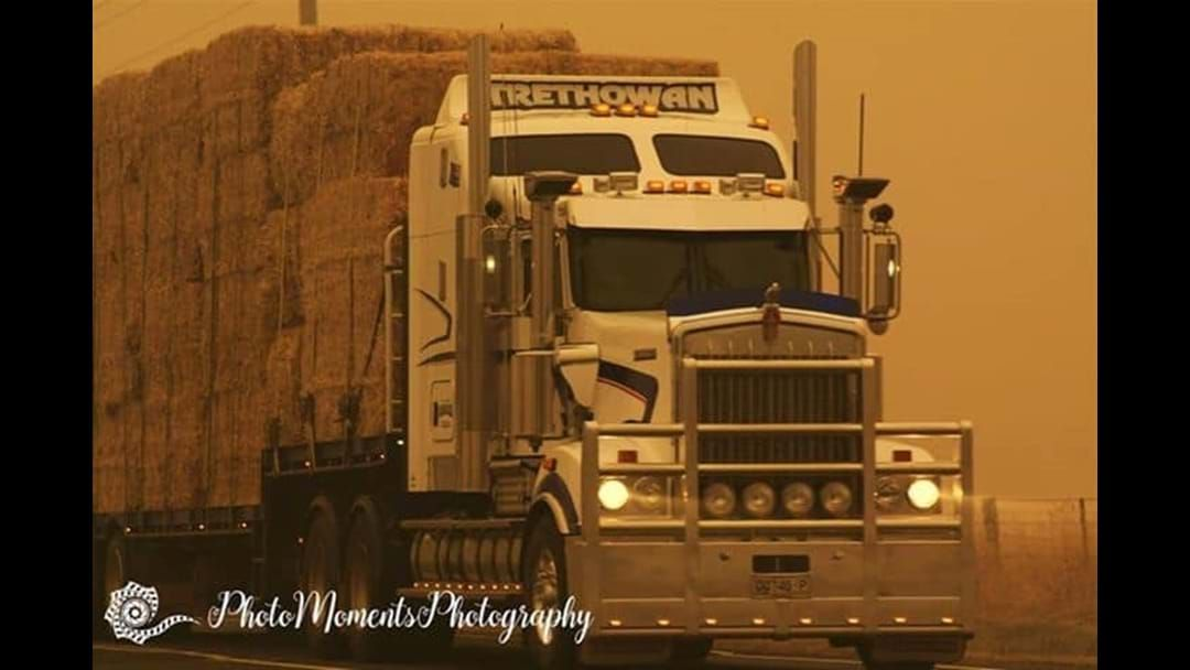 Article heading image for The Burrumbuttock Hay Runners Need Your Help To Help Our Farmers