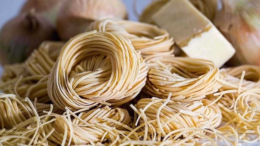 Article heading image for You Could Learn To Make Home Made Pasta With One Of The Best!
