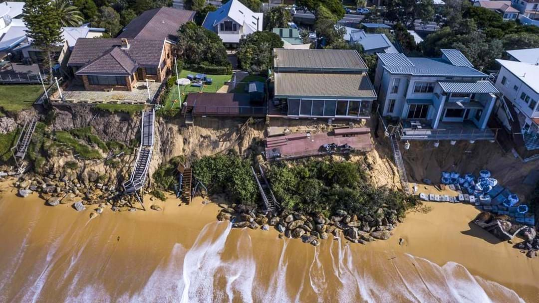 Article heading image for Central Coast Residents Advised To Prepare Homes Due To Imminent Erosion Threat