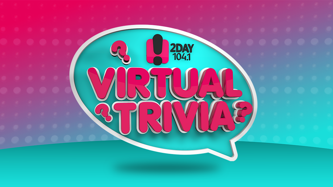 Competition heading image for 2Day FM's Virtual Trivia thanks to Cadbury Favourites