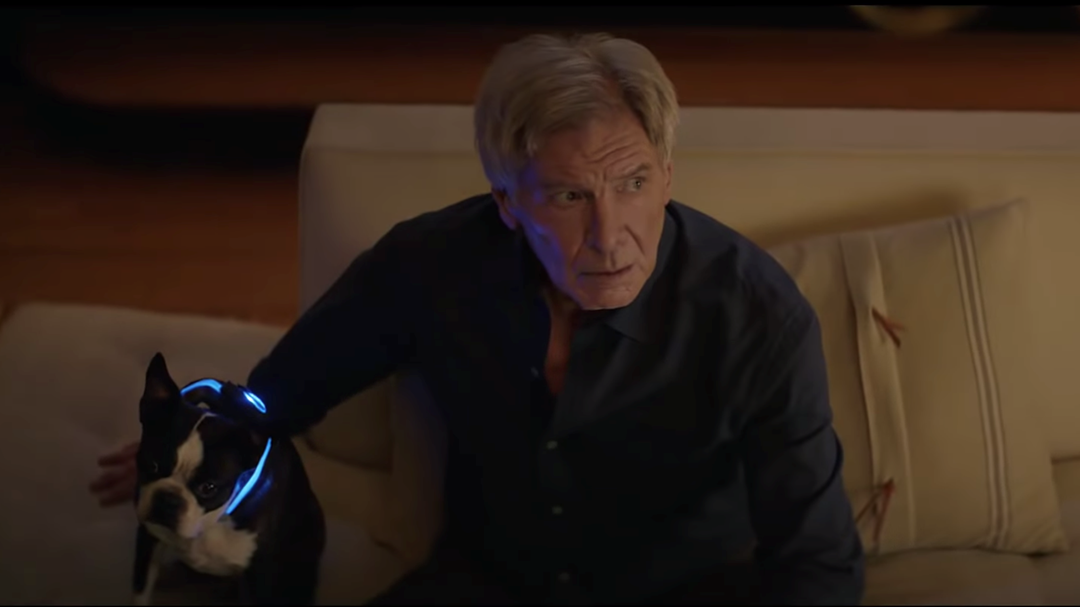 Article heading image for Amazon's Super Bowl Ad - Feat. Harrison Ford And A Queen Classic - Cost $21 Million JUST To Broadcast