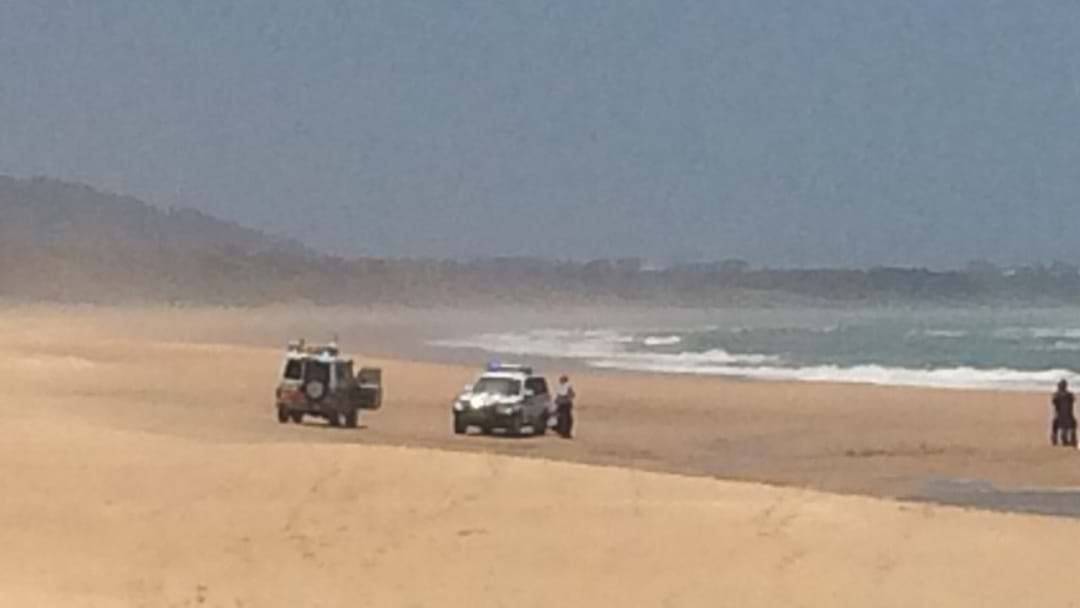 Article heading image for BREAKING NEWS: Another Drowning at Moonee Beach
