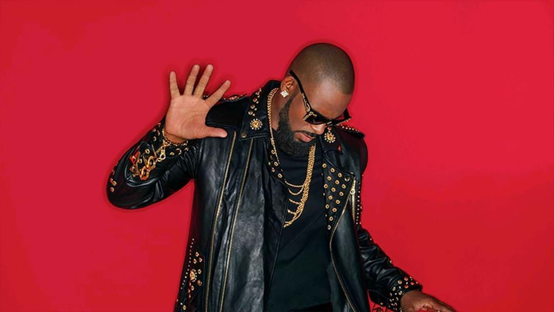 Article heading image for R. Kelly Announces He's Coming To Australia!