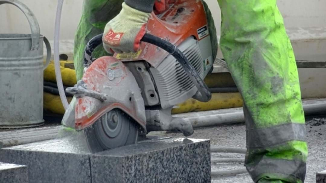 Article heading image for Gold Coast Stonemason Loses Tragic Fight With Silicosis