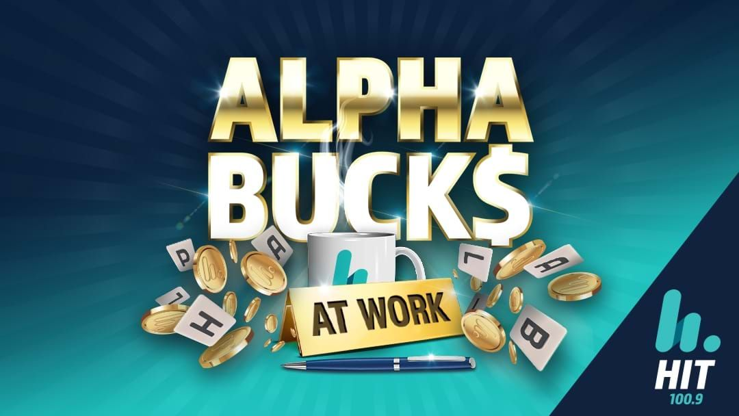 Competition heading image for We're bringing the BUCKS to your Workplace!