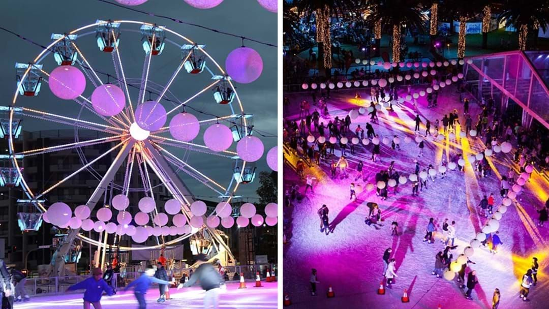 Article heading image for There Is A Glowing Winter Festival Kicking Off In Parramatta Tonight!