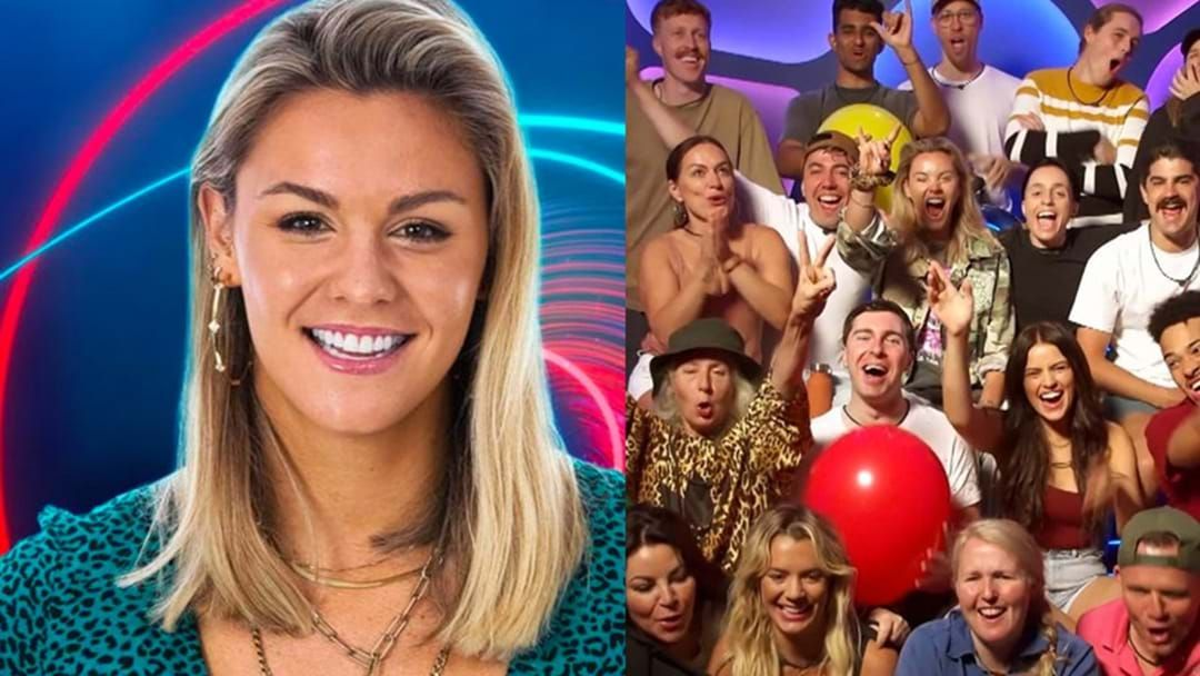 Article heading image for Big Brother's Katie Reveals The Secret Way Housemates Get The Cameras To Stop Filming