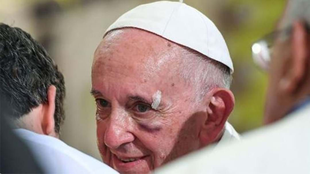 Article heading image for Everyone's Roasting Pope Francis For Liking A Racy Lingerie Pic On Instagram