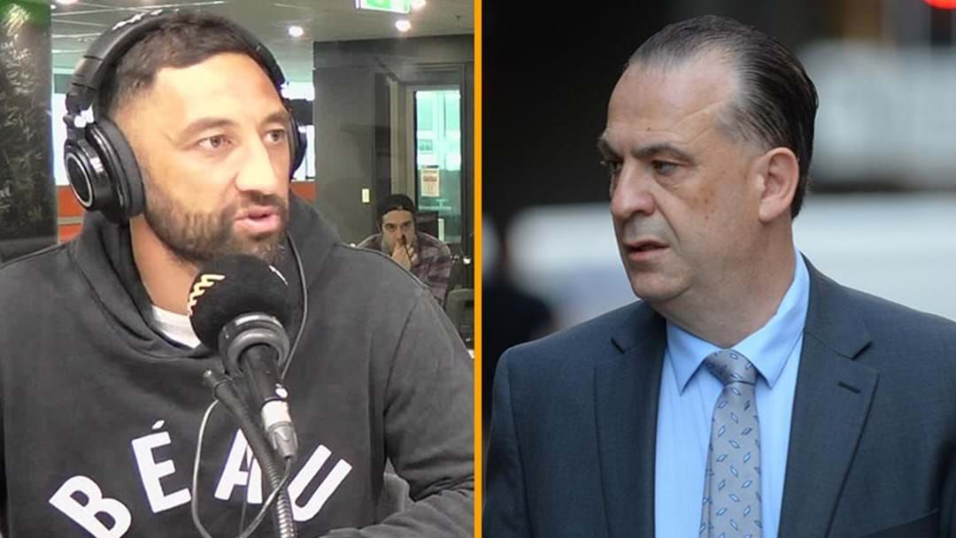"""Article heading image for """"There Was No Consultation""""   Benji Marshall Weighs-In On RLPA & Peter V'landys Drama"""