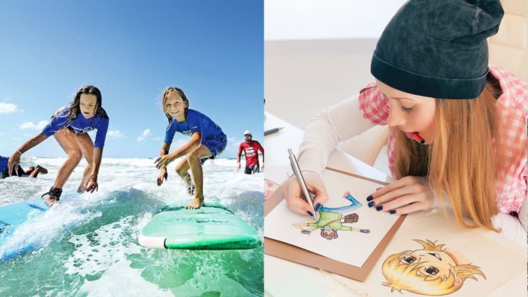 Article heading image for Your 3 Day Forecast Of Gold Coast School Holiday Activities!