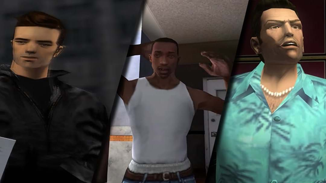 Article heading image for You Can Get Grand Theft Auto III, Vice City And San Andreas For $20.95 On The PlayStation Store