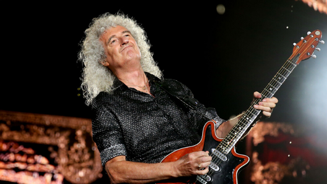 Article heading image for Brian May Imagined His Funeral After Suffering A Heart Attack