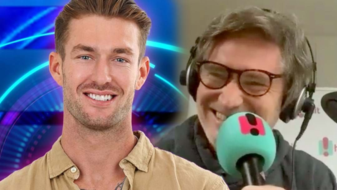 Article heading image for Hughesy Gets Into A Massive Laughing Fit Whilst Interviewing Big Brother Winner Chad Hurst!