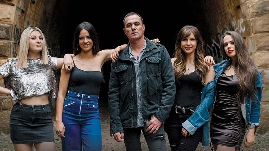 Article heading image for Aussie Icon Shannon Noll Joins Girl Group Southbound For New Single