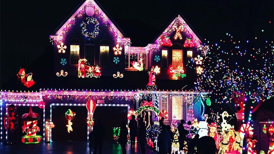 Article heading image for Where To Find The Best Christmas Lights In Perth
