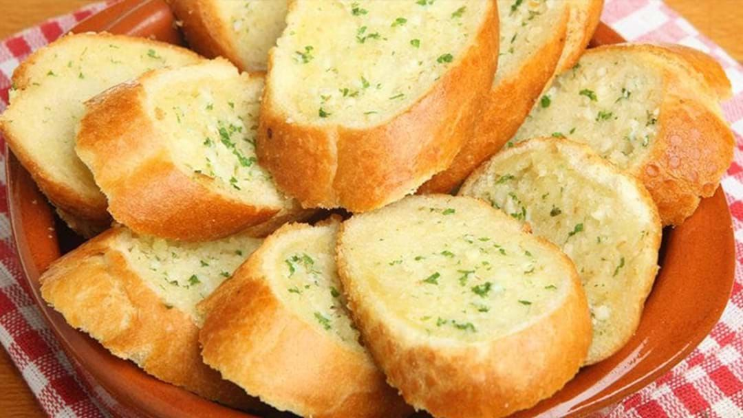 Article heading image for PSA: There's A Mouthwatering Garlic Bread Festival In Melbourne This Month