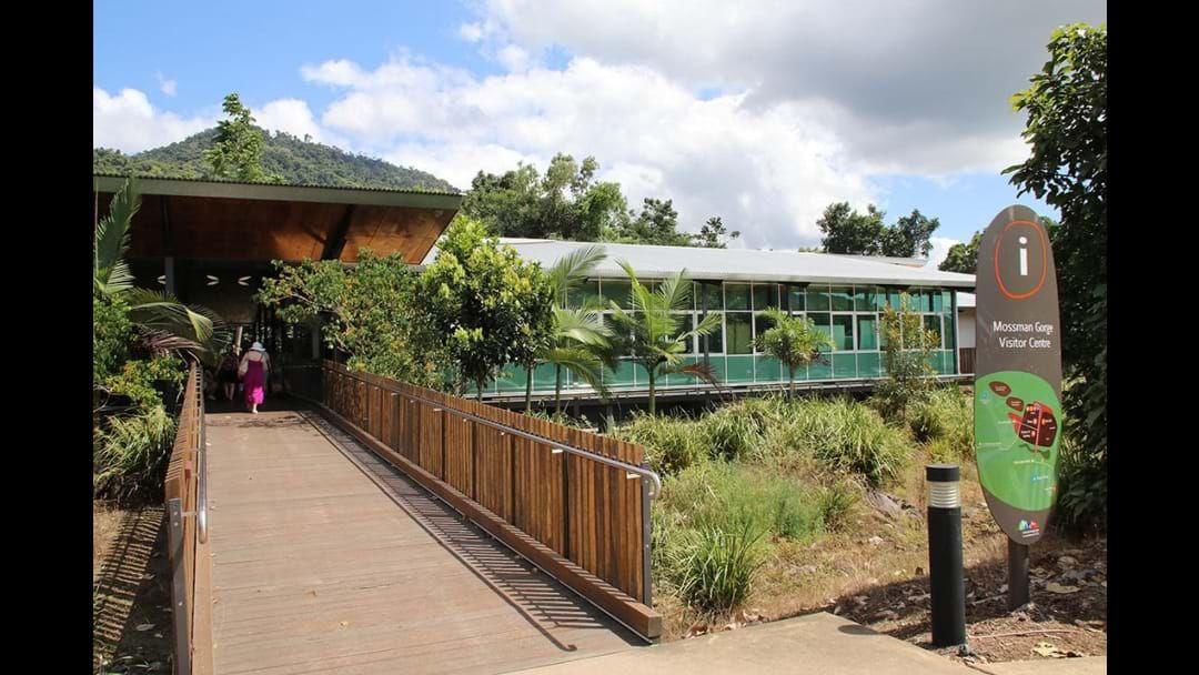 Article heading image for A winning feeling: Mossman Gorge Centre takes home prestigious green International award.