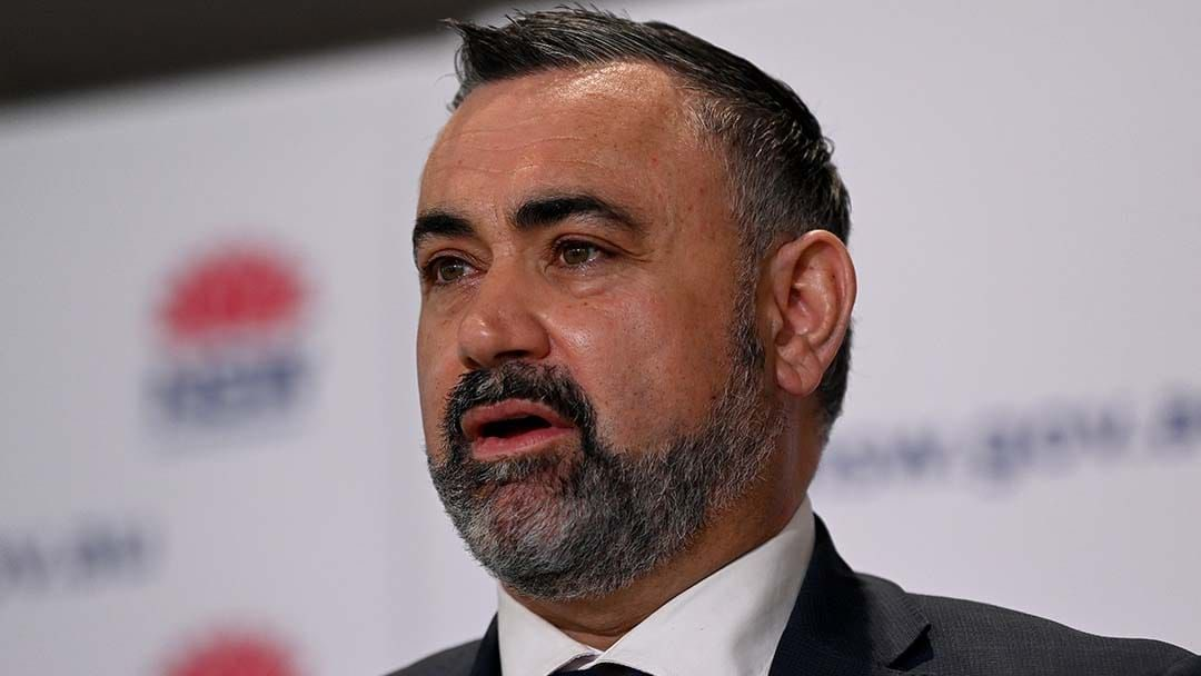 Article heading image for BREAKING: NSW Deputy Premier And Nationals Leader John Barilaro Resigns