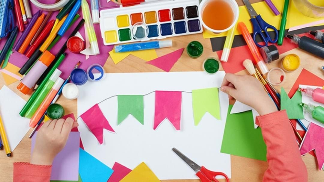 Article heading image for Spotlight Is Running In-Store Craft Lessons To Get You Easter-Ready