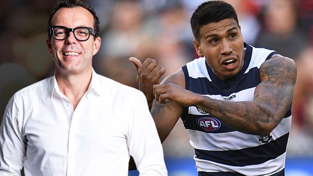 Article heading image for LISTEN | Damian Barrett On What Tim Kelly's Worth At The Trade Table