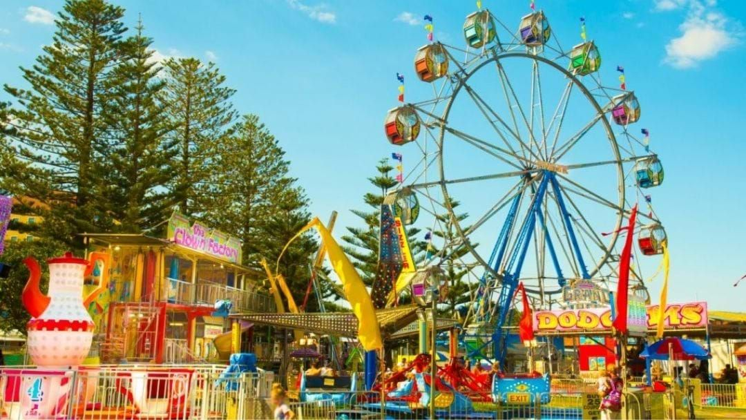 Article heading image for The Entrance School Holiday Carnival