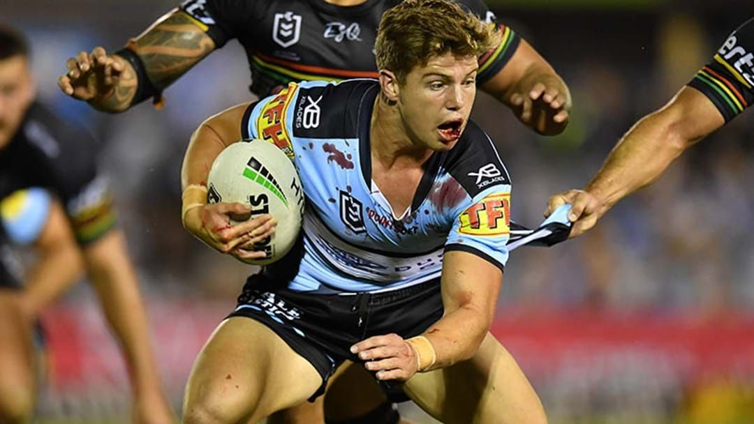Article heading image for READY'S MAIL | Blayke Brailey Turned Down The Roosters To Re-Sign With The Sharks