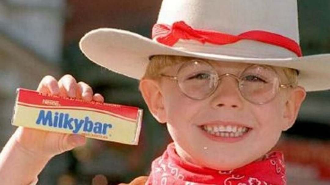 Article heading image for Stop What You're Doing Because Nestlé Are Looking For A New Milky Bar Kid!