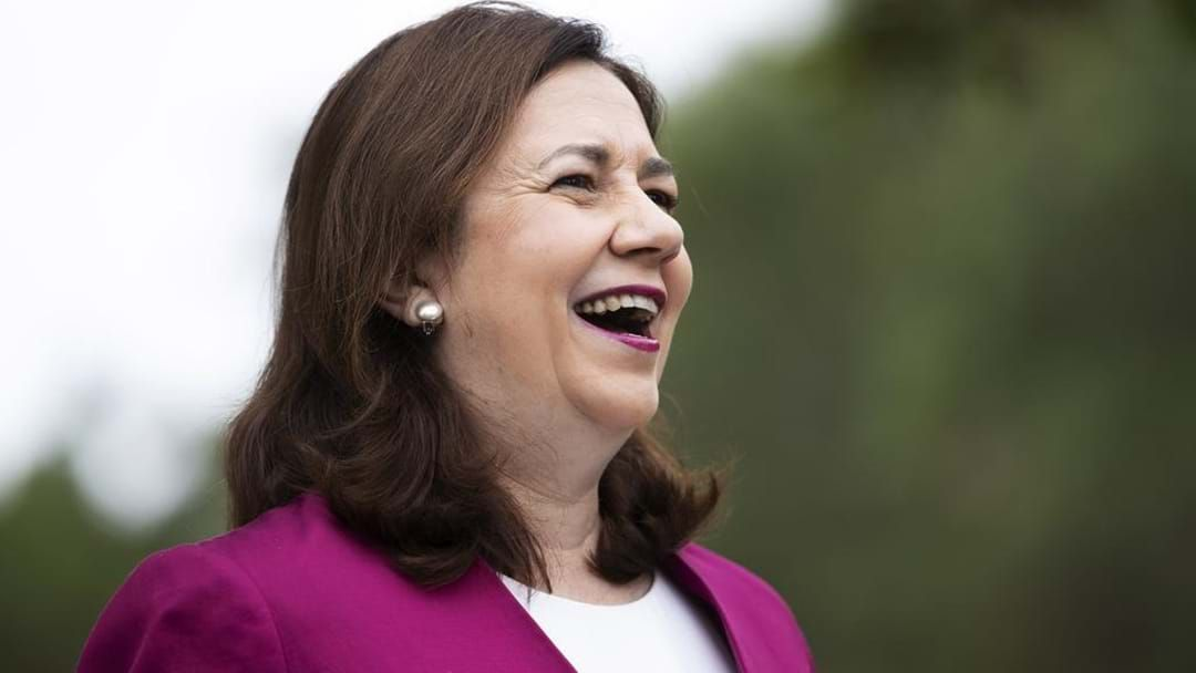 Article heading image for Queensland Records 1 New Case But Premier Isn't Worried