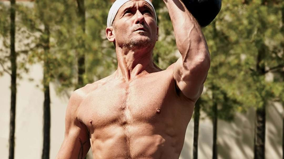 Article heading image for Tim McGraw Set to Release Fitness & Health Book