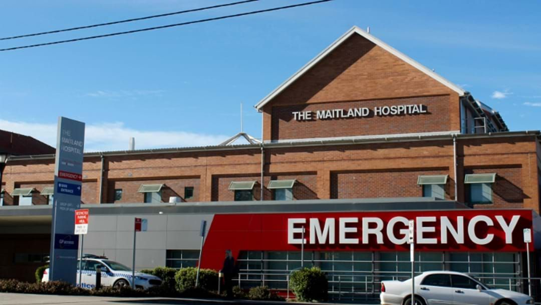 Article heading image for Police, Guards Attacked At Maitland Hospital