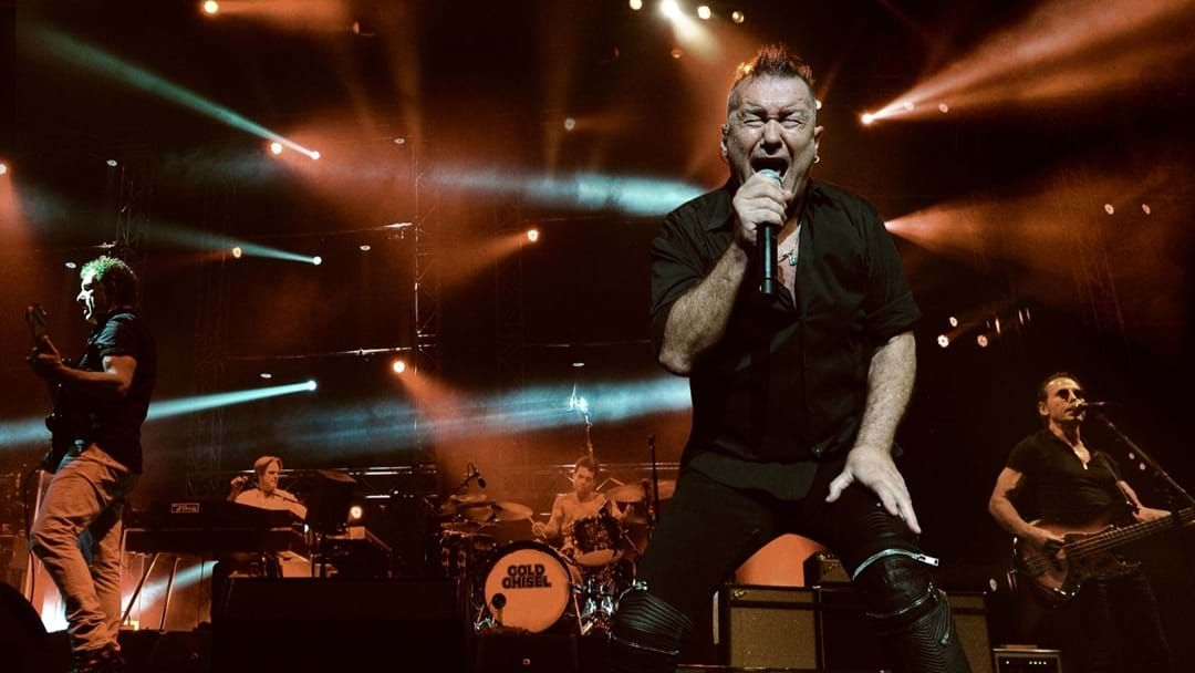 Cold Chisel's Blood Moon Tour Is Selling Fast | Triple M