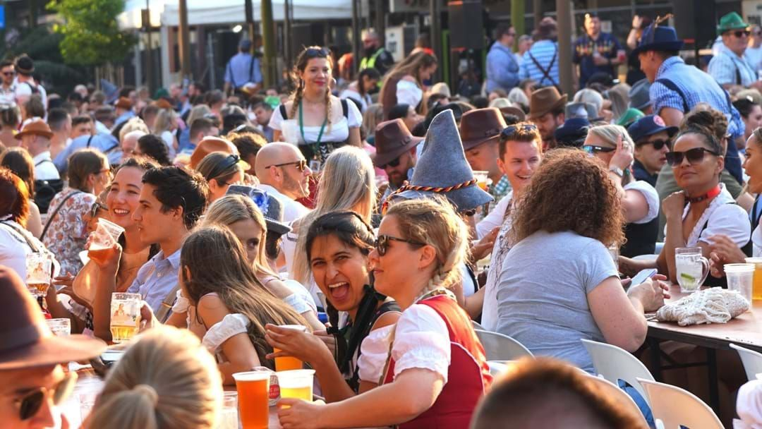 Article heading image for  Townsville's Oktoberfest Is Postponed Following New Restrictions