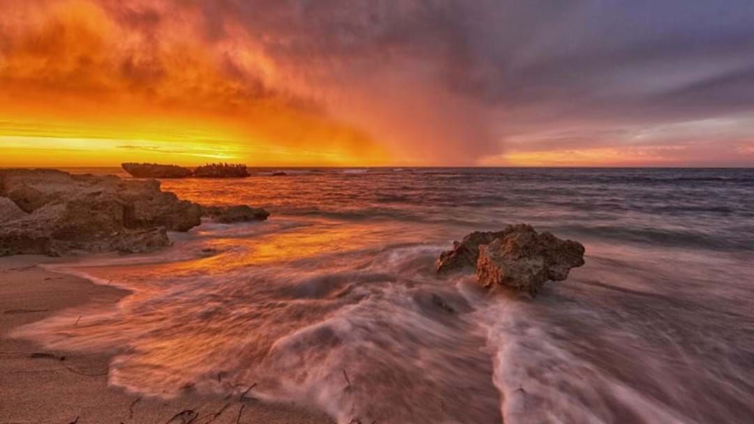 Article heading image for Perth Delivers THE BEST Sunsets And Social Media Proved It